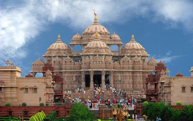 Akshardham temple wallpapers akshardham temple click to view thecheapjerseys Choice Image