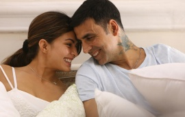 Akshay And Jacqueline In Brothers