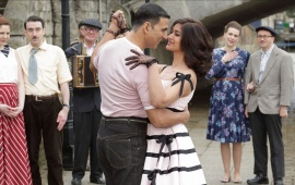 Akshay Kumar And Ileana D'Cruz Dance In Rustom