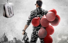 Akshay Kumar Holiday Movie