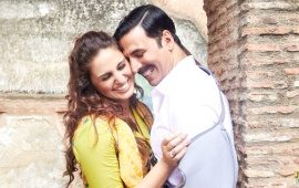 Akshay Kumar Huma Qureshi Love Jolly LLB 2