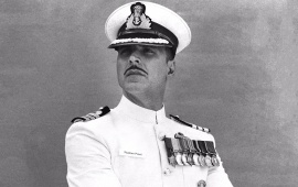Akshay Kumar Rustom First Look