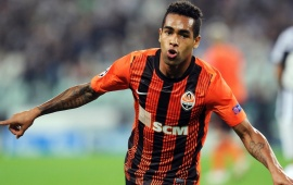 Alex Teixeira Football Player