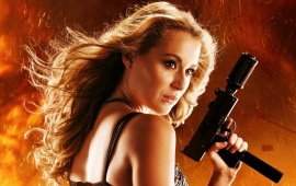 Alexa Vega In Machete Kills 2013