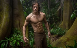 Alexander Skarsgard As Tarzan The Legend Of Tarzan