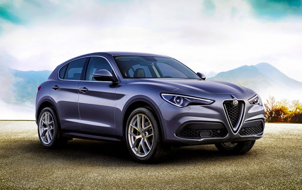 alfa romeo stelvio first edition 2017 wallpapers. Black Bedroom Furniture Sets. Home Design Ideas