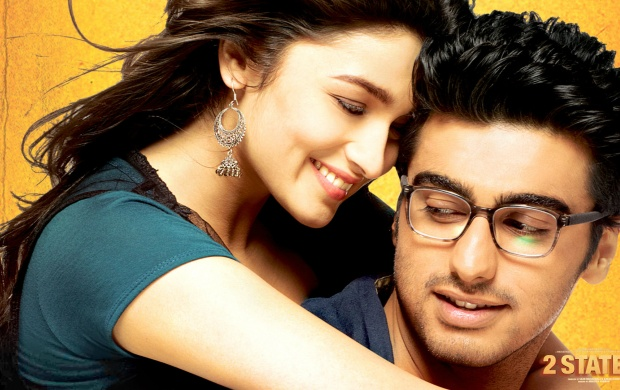 Alia Bhatt And Arjun Kapoor 2 States (click to view)