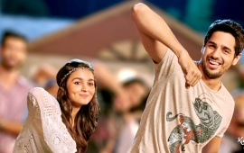 Alia Bhatt And Sidharth Malhotra Kapoor & Sons Movies