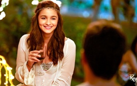 Alia Bhatt In Kapoor And Sons Movie