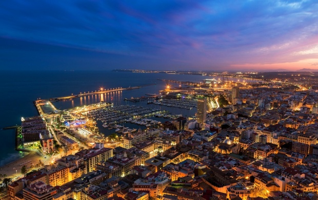 Alicante City Spain (click to view)