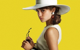 Alicia Vikander As Gaby Teller The Man From UNCLE