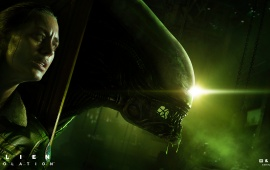 Alien Isolation 2014