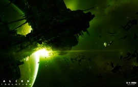 Alien Isolation 2014 Game