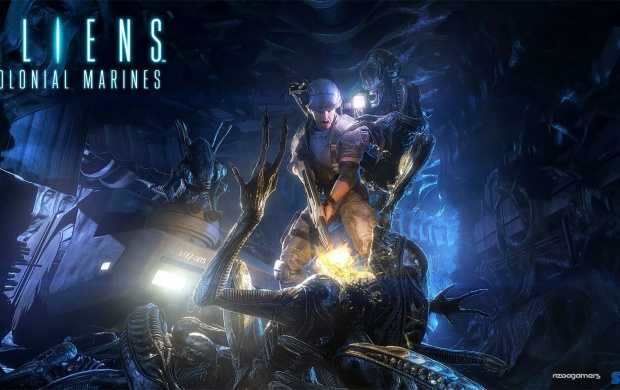 Aliens Colonial Marines (click to view)