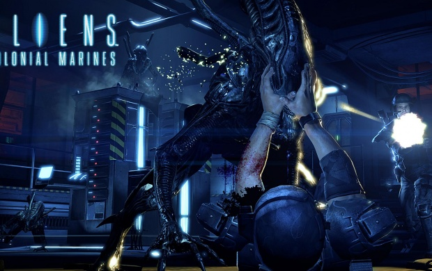 Aliens Colonial Marines Screenshots (click to view)