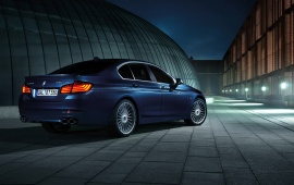 Alpina BMW B5 Bi-Turbo 2014