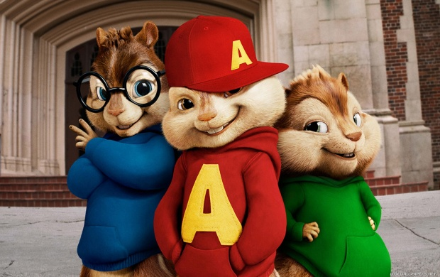 Alvin and the Chipmunks - The Squeakquel (click to view)