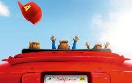 Alvin And The Chipmunks The Road Chip Movie