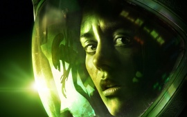 Amanda Alien: Isolation 2014