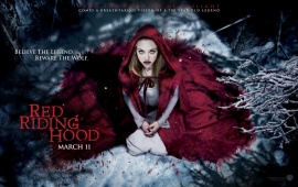 Amanda Seyfried - Red Riding Hood