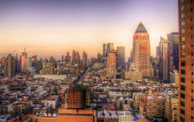 Amazing Buildings At New York (click to view)