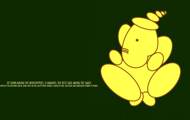 lord ganesha 3d wallpapers free download for pc