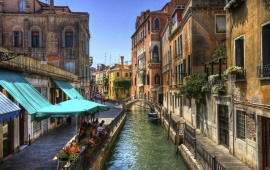 Amazing Venice Italy Channel