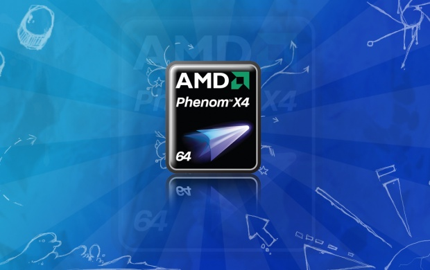AMD Phenom X4 (click to view)
