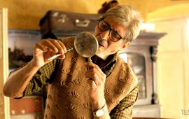 Amitabh Bachchan As John Biswas In Te3n