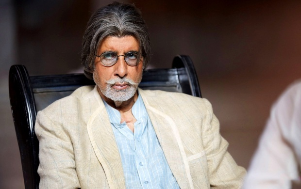 Amitabh Bachchan As Pandit Omkarnath Dhar Wazir (click to view)