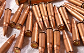 Ammunition Sleeve Bullet
