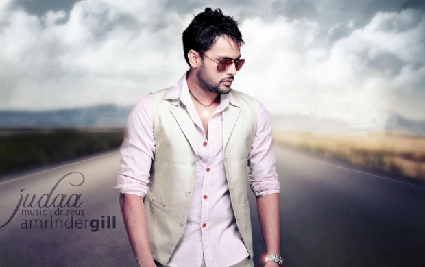Amrinder Gill Judaa Album (click to view)