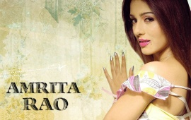 Amrita Rao Beautiful Dress