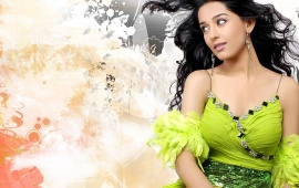 Amrita Rao Beautiful Face