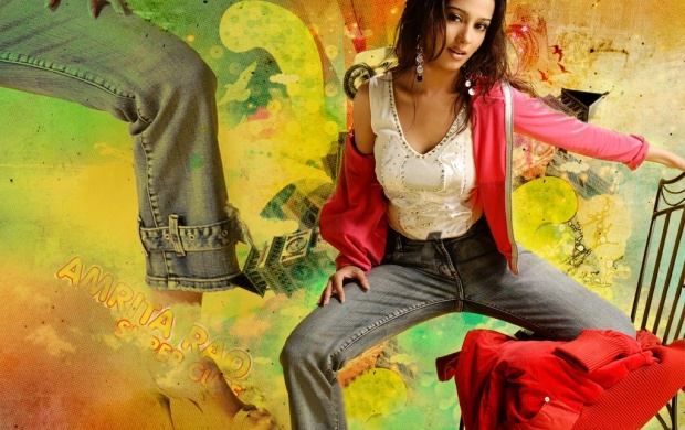 Amrita Rao Super Cute (click to view)