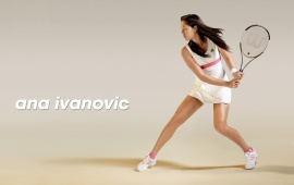 Ana Ivanovic Tennis Player