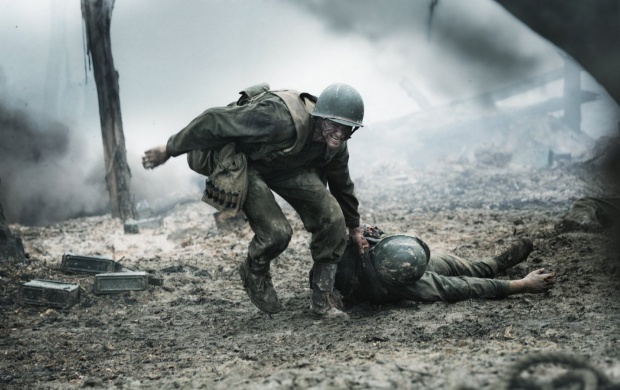 Andrew Garfield Angry Hacksaw Ridge 2016 (click to view)