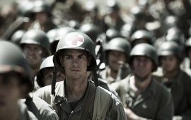 Andrew Garfield In Hacksaw Ridge 2016