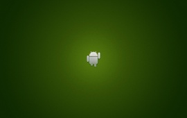 Android Dark Green