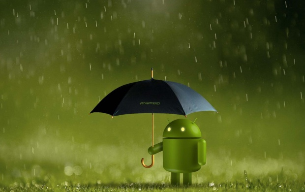 Android Rain (click to view)