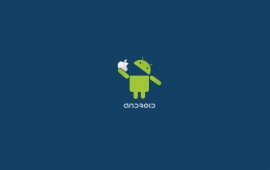 Android vs Apple 2012