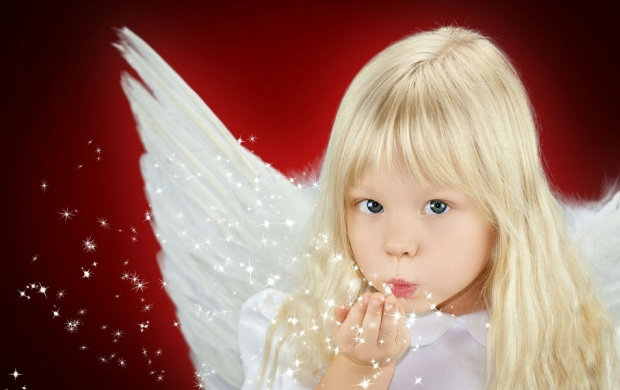 Angel Baby Magic Blow (click to view)