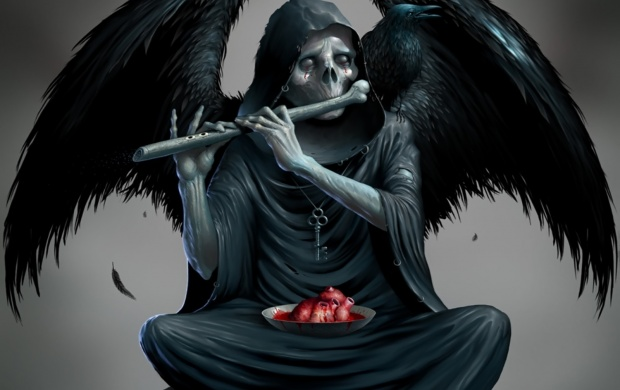 Angel Of Death (click to view)