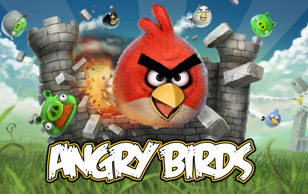 Angry Birds (click to view)