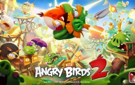 Angry Birds 2 War