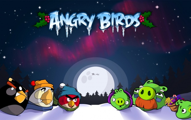Angry Birds Christmas (click to view)