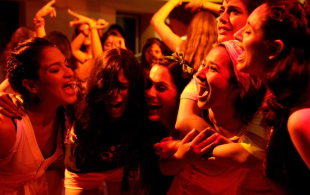 Angry Indian Goddesses Movie Still (click to view)