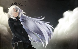 Anime With Long White Hair