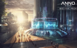 Anno 2205 Artwork