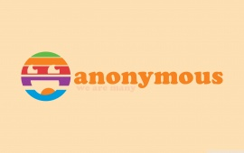 Anonymous - We Are Many